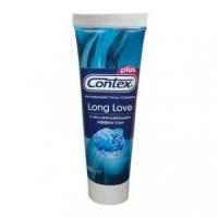 Гель-смазка Contex Long Love с охлаждающим эффектом 30 мл