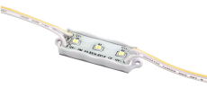 Модуль 3528/3leds DC12V 6000-7000K IP65 (уп 10шт)