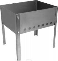 Мангал 300х240х300 мм, сборный, без шампуров в коробке Hot Pot /20