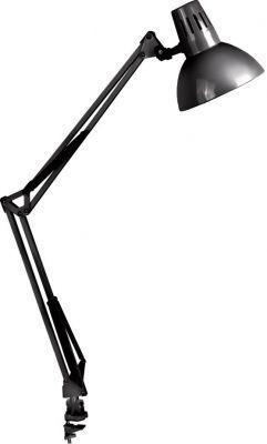 Светильник настольный Camelion KD-312 C02 черный 230V 60W
