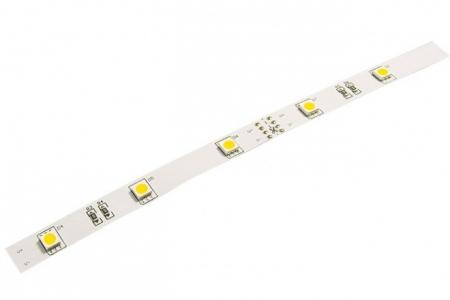Лента SMD 5050/ 30  White  IP20  (5м) ZC-F5050BL30B-W/PLS-STN5050/30