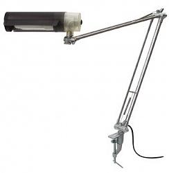 Светильник настольный Camelion KD-028С  C52 черный, 230V 20W