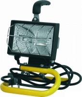 Прожектор Camelion ST-1001B (переносной на подставке, 220V, 150W)