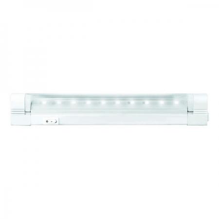 Светодиодный светильник Camelion LWL-2001-14DL, 14LED, 220В, 3Wс сетевым проводом