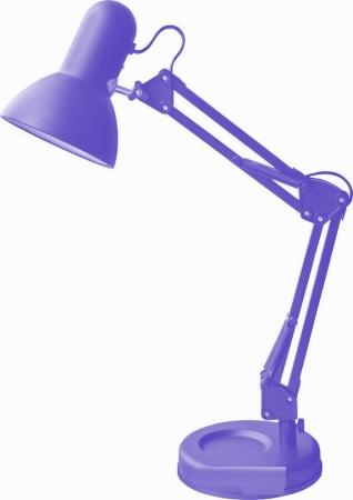 Светильник настольный Camelion KD-313 C06 Синий 230V 60W