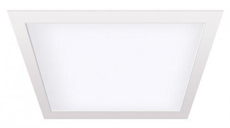 Jazzway светодиодная квадратная панель PPL-S12019M 8W 500Lm 6500K alum.mat AC 100-240V