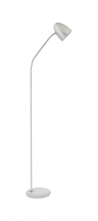 Светильник напольный,торшер Camelion KD-309 C01 белый 220V 40W Е27