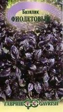 Базилик Фиолетовый 0,3 г серия Огород без хлопот