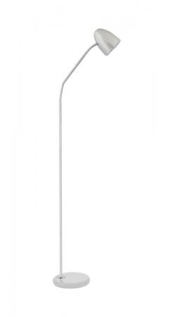 Светильник напольный,торшер Camelion KD-309 C03 серебро 220V 40W Е27