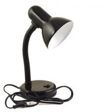 Светильник настольный Camelion KD-301 C02 черный 230V 60W