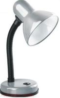 Светильник настольный Camelion KD-301 C03 серебро 230V 60W