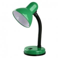 Светильник настольный Camelion KD-301 C05 зелёный 230V 60W
