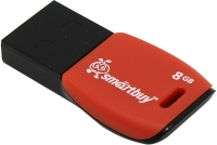 USB флэш-диск SmartBuy 8GB Cobra Red