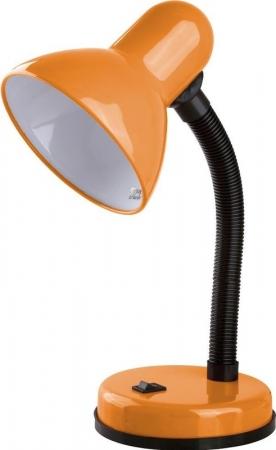 Светильник настольный Camelion KD-301 C11 оранжевый 230V 60W ЛОН