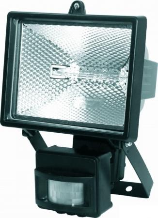 Прожектор Camelion ST-150A черный (прожектор c датчиком движения,120 градусов, 220V 150W)