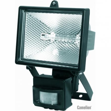 Прожектор Camelion ST-150B черный (прожектор c датчиком движения,180 градусов, 220V 150W)