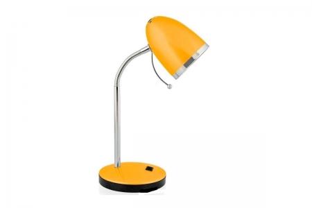 Светильник настольный Camelion KD-308 C11 оранжевый 220V 40W Е27