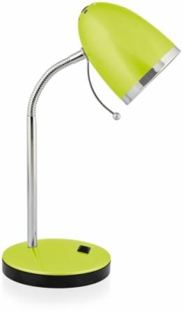 Светильник настольный Camelion KD-308 C16 зеленый 220V 40W Е27
