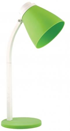 Светильник настольный Camelion KD-351 C05 зеленый 220V 25W Е14
