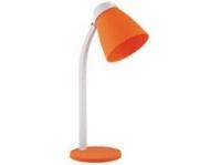 Светильник настольный Camelion KD-351 C11 оранжевый 220V 25W Е14