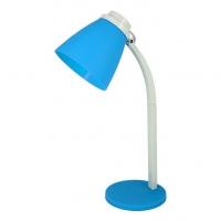 Светильник настольный Camelion KD-351 C13 голубой 220V 25W Е14