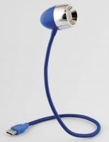 Camelion KD-784  C06 синий LED (USB-светильник , 1Вт, 5В )