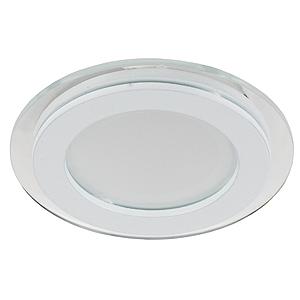 KL LED7 Светильник ЭРА светодиод.  LED 6*1W  380LM 220V 4000K (50)