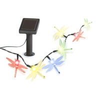 Cветильник на солнечной батарее ЭРА SL-PL550-DGF20   пластик, прозрачный, длина 550 см