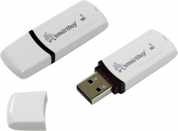 USB флэш-диск SmartBuy 8GB Paean White