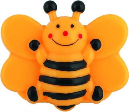 """Ночник Camelion NL-122 """"Пчелка"""" (светодиодный ночник с выключателем, 220V, 0.5W)"""