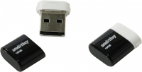USB флэш-диск Smartbuy 16GB LARA Black