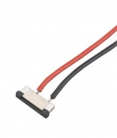 Коннектор 3528-N1-15cm (клипса с 2 проводами 15см)