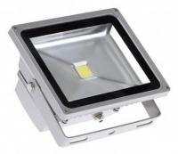 Прожектор светодиодный JAZZway PFL- 10W/12VDC-RGB/GR