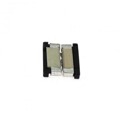 Коннектор 3528-N2 (клипса двухсторонняя 2-pin)