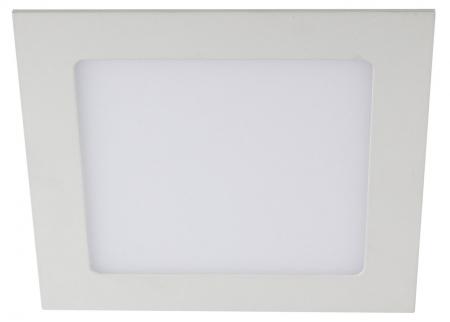 ЭРА Светильник светодиодный квадратный LED2-12 12W 220V 4000K