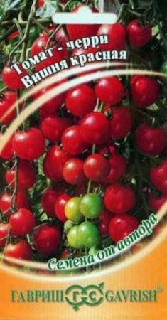 Семена томат Вишня красная, 0,1 г
