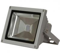 Прожектор светодиодный JAZZway PFL- 10W/RED/GR