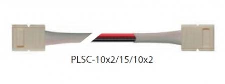 Коннектор PLSC- 10x2/15/10х2 (5050)   Jazzway   уп 10шт