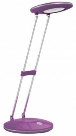 Светильник настольный Camelion KD-769  С15 пурпурный LED ( 2,5 Вт, 230В)