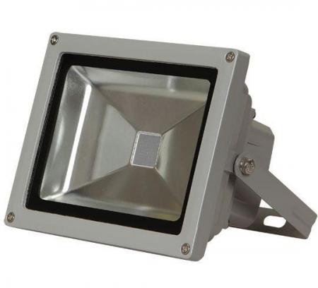Прожектор светодиодный JAZZway PFL- 10W/RGB-RC/GR
