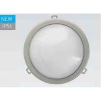 Camelion LBL-0304-11 C03 серый  (Светильник LED  влагозащ. 400лм,5Вт, IP54, 4500 K, 220B круг)