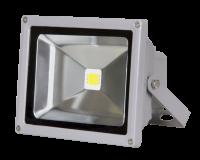 Прожектор светодиодный JAZZway PFL- 20W/BLUE/GR