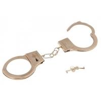 Металлические наручники в блистере