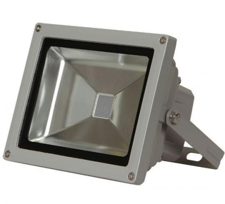 Прожектор светодиодный JAZZway PFL- 20W/GREEN/GR