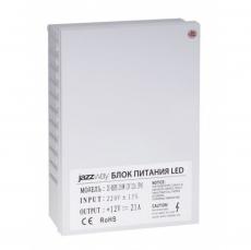 Драйвер ZC-BSPS  12V21A=250W брызгозащищенный IP45