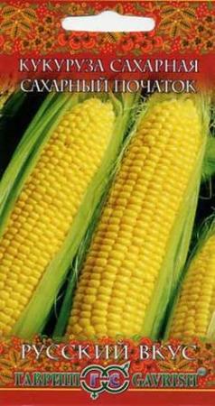 Кукуруза Сахарный початок, 5 г
