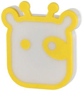 Ночник ЭРА  NN-626-LS-Y желтый