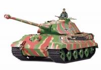 Радиоуправляемый танк German King Tiger 1:16 (3888-1)