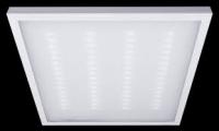 Jazzway светодиодная  панель PPL 595/U 36w 3000Lm 6500K IP20 AC220-240V  (с драйвером 350)