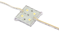 Модуль 5050/4leds DC12V 6000-7000K IP65 (уп 10шт)